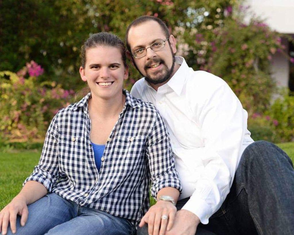 Jeff Hebert & Wife